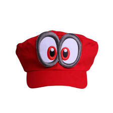 Super Mario Odyssey Cappy Hat Cosplay Costumes Accessory Christmas Gift