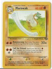 Pokemon Unlimited Edition Jungle set Marowak 39/64 uncommon NM Condition