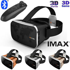 2016 Virtual Reality VR PARK V3 3D Phone TV Video Glasses + Bluetooth Gamepad