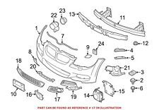 For BMW Genuine Fog Light Trim Front Right 51118038936