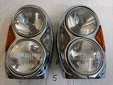 Mercedes-Benz W111 W112 W108 W109 Headlight Left & Right Bosch