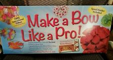 Pro Bow - The Hand Bow Maker. Brand New, Never Opened