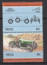 H121) Timbres Neufs MNH (Sunbeam Coupe Auto) /NEVIS/ VOITURES-CARS-AUTOMOBILES