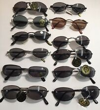 12-metal Frame Sunglasses Assorted New Styles Wholesale