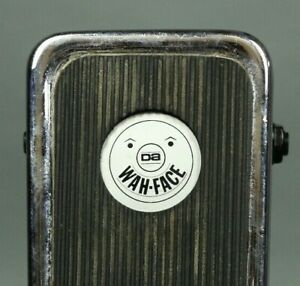 Vintage Dallas Arbitar Wah-Face Pedal SOLA ColorSound RARE! England UK