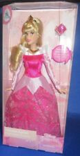 DISNEY STORE PRINCESS AURORA W/RING 2018 CLASSIC BARBIE DOLL COLLECTION