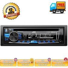 Autoradios et façades JVC entrée AUX avec lecteur CD pour véhicule