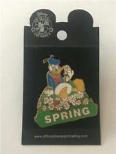 FOUR SEASONS COLLECTION- (DONALD DUCK) 3D SPRING DISNEY PIN 45635