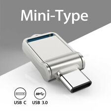 USB 3.0 32GB Type C Ultra Dual Flash Drive Mini Memory Stick PenDrive Waterproof