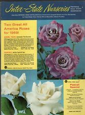 Spring 1969 Inter-State Nurseries Catalog-Seeds-Bulbs-Plant s-Flowers-Gardens