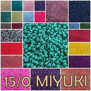 15/0 Miyuki Seed Beads # 209-1620