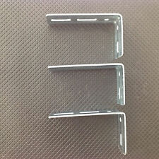 vertical blinds honeycomb,roman,bamboo shades.20 qty metal bracket L