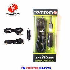 Original TomTom GPS Car Charger 9UUC.001.01 Multi Model Mini , Micro USB