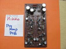 NIKKO 4612180 PRE AMP PCB STA-7070 STEREO RECEIVER