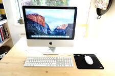 Escritorio Apple iMac 20 pulgadas Principios de 2009 Modelo MB417B/A, menta en caja