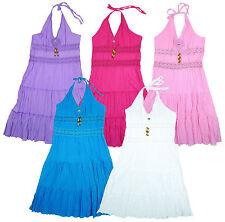 Knee Length Unbranded Sleeve Dresses (2-16 Years) for Girls