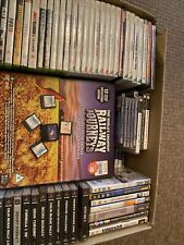 Large Job Lot Of 130 Mixed Games Ps1 Ps2 Psp Xbox 360 Xbox One Pc Wii Ds Dvd Etc