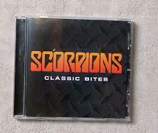 "CD AUDIO IMUSIQUE NT/ SCORPIONS ""CLASSIC BITES"" 17T CD COMPILATION 2002 TBE"