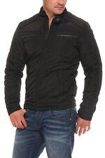 JACK & JONES Herren Jacke JCO Alfredo Jacket JKT S M L XL Black Herbst / Winter