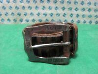Vintage - Cintura Uomo in vera pelle di Coccodrillo ,Cm. 110x4 - Roberto Cavalli