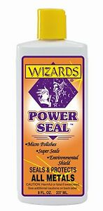 Wizards Power Seal 8oz Metal and chrome protection