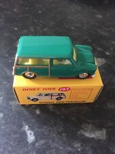 DINKY TOYS (ATLAS Editions) Morris Mini Traveller No.197. Brand New in Box