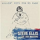 Steve Ellis - Rollin' with the 69 Crew: The Lost Masters (2013)  2CD  NEW/SEALED