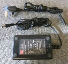 Mean Well P30B-6P2J Switching Mode AC Power Adapter 27 Watts 24 Volts 1.12 Amps