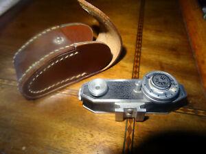 Télémètre Watameter caméra rangefinder superW + étui cuir