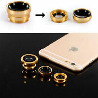 iPhone Optical Zoom Lens for all cell phones  Fish Eye   Wide Angle   Macro Lens