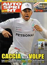 AutoSprint Extra 2018 1.Lewis Hamilton,Enzo Mattioli Ferrari,Henry Morrogh,Jev