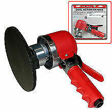 "Orbital 6"" Dual Action Sander Air Tool Paint Shop Automotive Compressor Tools"