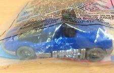 McDonalds Happy Meal Toy US Import HOT WHEELS Blue BANDIT 1995 Model Car NEW