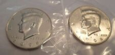 1998 P & D KENNEDY HALF DOLLAR SET *MINT CELLO*  (2 COINS)  **FREE SHIPPING**