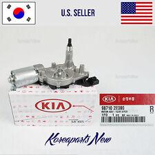 WIPER MOTOR REAR (GENUINE) 987102E000 KIA SPORTAGE 2005-2009