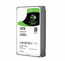 "Seagate BarraCuda Pro 10TB,Internal,7200 RPM,8.89 cm (3.5"") (ST10000DM0004) Desktop HDD"