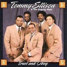 Trust & Obey by Tommy Ellison (CD, Jun-1997, Atlanta International)