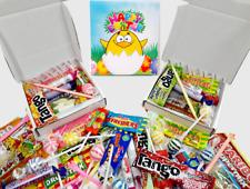 Prefilled Happy Easter Sweet Box 65g Unisex Boys Girls Party Cone Alternative