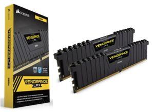 CORSAIR VENGEANCE LPX 16GB (2x8GB) 2400MHz DDR4 Dual-Channel RAM Kit