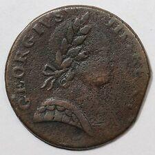 1778 V 11-78A Machin's Mills Colonial Copper Coin