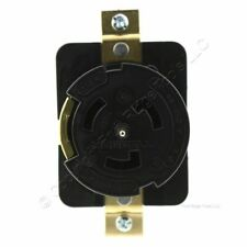 Bryant California Twist Turn Locking Receptacle Outlet 50A 250V 3P4W 3Ø CS8369L