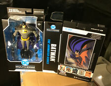 "McFarlane DC Multiverse  BATMAN THE ANIMATED SERIES  7"" Action Figure Window Box"