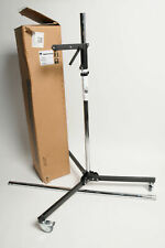 Manfrotto 231CS Chrome Steel Column Stand with Sliding Arm (8.2') With Wheel#218