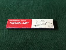 NOS SIG KIT FF-12 FRANK EHLING'S NO. 2 MODEL THERMAL DART SEALED IN PLASTIC