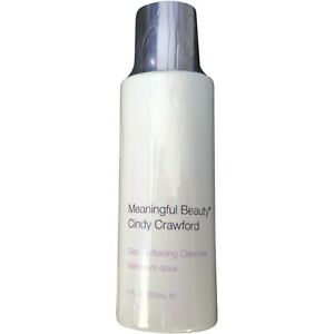 Cindy Crawford Meaningful Beauty Skin Softening Cleanser 2 fl oz New, Sealed