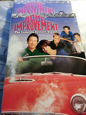 Hör mal wer da hämmert Home Improvement 7. Season DVD 2007 3-Discs englisch