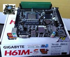 i7-3770 Quad Core processor 3.4GHZ+Gigabyte H61 MotherBoard+8GB Ram  Desktop kit