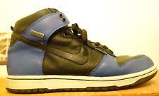 Nike Dunk High Premium GTX Mens size 10.5 Royal Blue Black Jordan Gore tex 2007