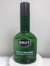 BRUT Splash On Classic Scent After Shave 7 oz Bottle