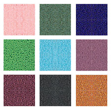 Miyuki Japanese Seed Beads Round Glass Rocailles Size 11/0 (2mm) Tube of 8.5g